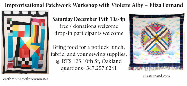 V+E Workshop Flyer copy